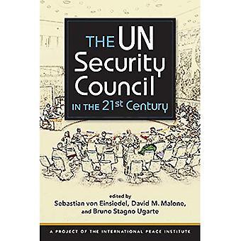 De VN-Veiligheidsraad in de 21e eeuw