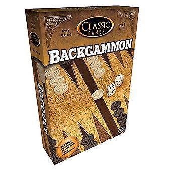 Klassiske spil Backgammon spil