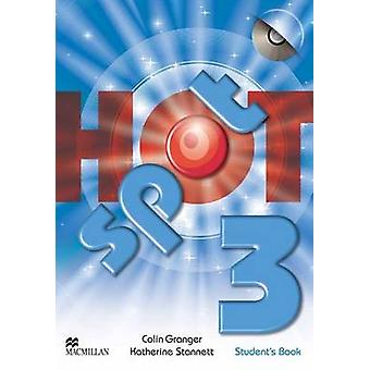 Hot Spot 3 Students Book  CDROM Pack by Colin Granger