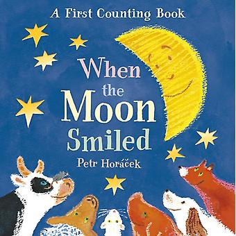 When the Moon Smiled by Horacek & Petr
