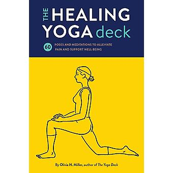 Healing Yoga Deck by Olivia Miller