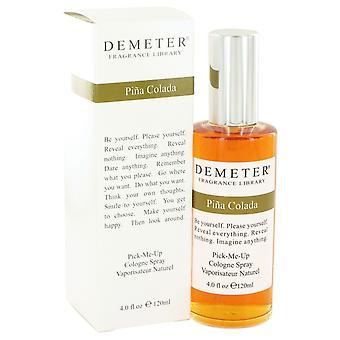 Demeter Demeter Pina Colada Köln Spray 4 oz/120 ml (naisten)