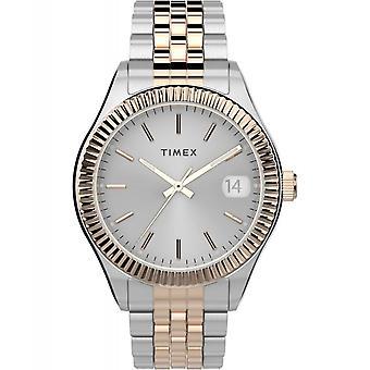 Timex TW2T87000 Waterbury Legacy Zwei-Ton-Armbanduhr