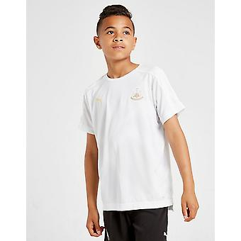 Nuovi Puma Boys' Newcastle United FC Stadium Camicia White