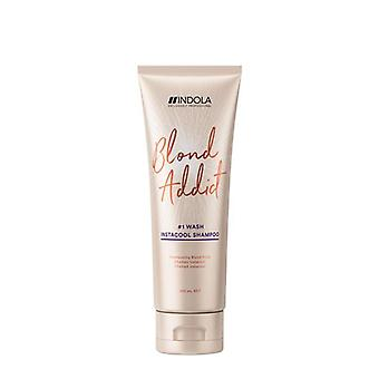 Indola blond süchtig insta cool Shampoo 250ml