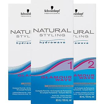 Schwarzkopf natural styling glamour 2 - kit
