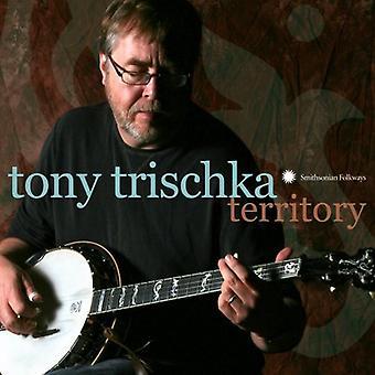 Tony Trischka - Territory [CD] USA import