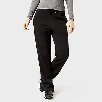 New Hi-Tec Women's Giselle Fleece Pants Black
