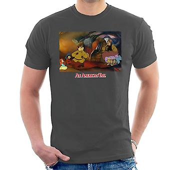 An American Tail Papa Tells A Story Men's T-Shirt