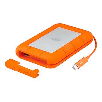 Lacie Rugged Portable 2.5'quot; 5Tb Thunderbolt, Usb-C