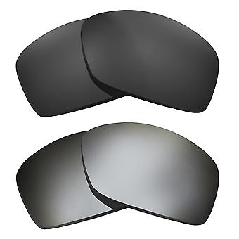 Polarized Replacement Lenses for Oakley Hijinx Sunglasses Anti-Scratch Anti-Glare UV400 by SeekOptics