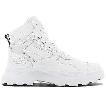 Palladium Pallakix 90 SK 76423-171-M Women's Boots White Sneakers Sports Shoes