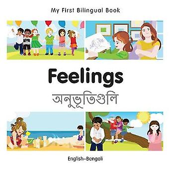 My First Bilingual Book  Feelings  Bengalienglish by Milet Publishing