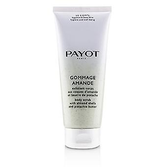 Payot Gommage Amande Body Scrub med mandelskal och Pistagesmör 200ml/6.7oz