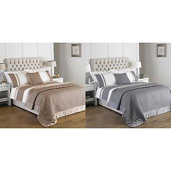 Riva Home Honeycomb Duvet Set