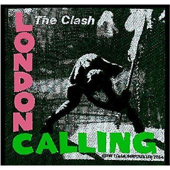The Clash London Calling Official Patch (10cm x 10cm)