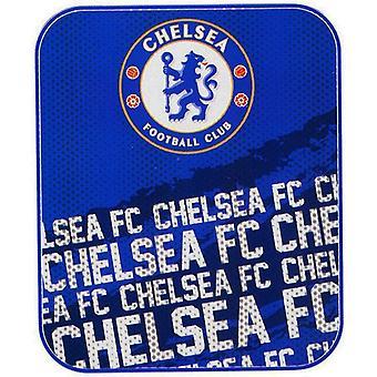 Chelsea FC Impact Fleece Blanket