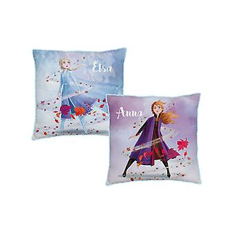 Disney Frozen 2 Journey Square Cushion