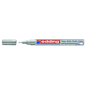 edding-780 cr paintmarker silver 10PC 0,8 mm / 4-780-9-054