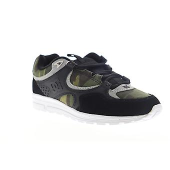 DC Kalis Lite SE Mens Black Skate Sneakers Schoenen