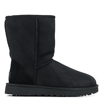 Classic Short II Black Boots