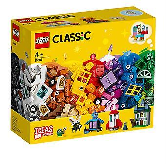 LEGO 11004 Klassiska fönster av kreativitet klossar