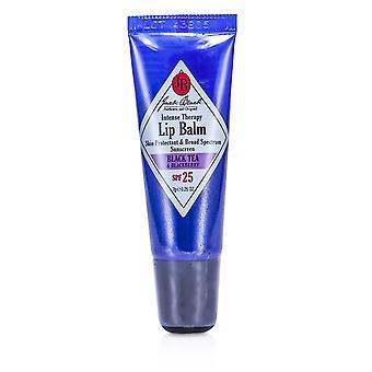 Intense therapie lippenbalsem spf 25 met zwarte thee & blackberry 128421 7g/0.25oz