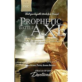Oracle of God Devotional Prophetic Battle Axe by Okauru & Stevie