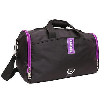 Dayanıklı kumaşomuz çantası veya egzersiz çantası