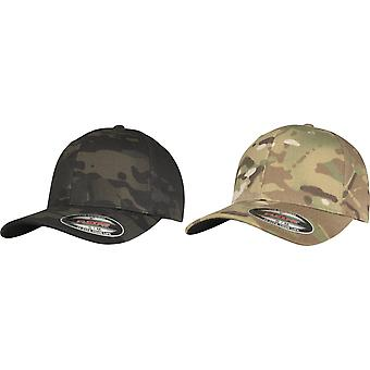 Flexfit by Yupoong Multi Camouflage Cap
