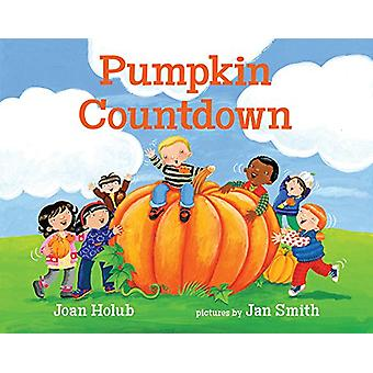 Pumpkin Countdown by Joan Holub - 9780807566626 Book