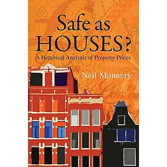 Safe as Houses? - A Historical Analysis of Property Prices by Neil Mon