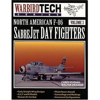 North American F-86 Sabrejet Day Fighters by David W. Menard - 978093