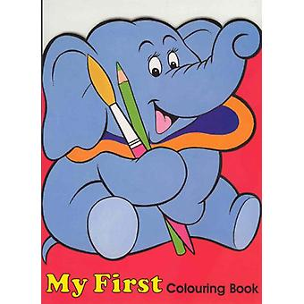 Copy Colour - Elephant by Anna Award - 9781841350141 Book