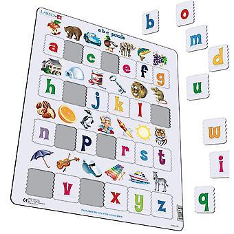 Larsen Jigsaw Puzzle - Alphabet, 26 Piece