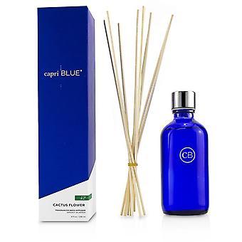 Capri blauwe handtekening reed diffuser-cactus bloem 236ml/8oz
