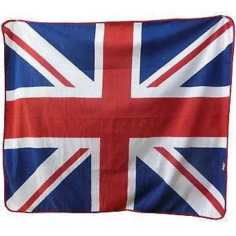 Union Jack dragen Union Jack Fleece deken