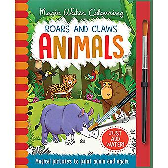 Roars and Claws - Animals by Jenny Copper - 9781787009622 Book