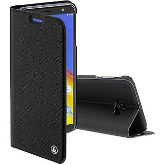Hama Booklet Slim Pro Livreto Samsung Galaxy J4 Plus Preto
