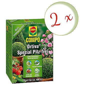 Sparset: 2 x COMPO Ortiva® Special Mushroom-Free, 20 ml