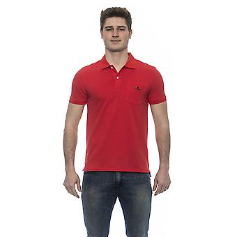 Karl Lagerfeld Rosso Red T-Shirt KA992670-S