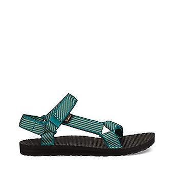 Teva Womens Universal Fabric Low Top Bungee Walking Chaussures
