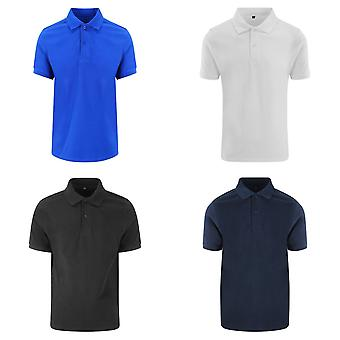 AWDis Just Polos Mens Stretch Pique Polo Shirt
