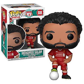 English Premier League Liverpool Mohamed Salah Pop! Vinyl