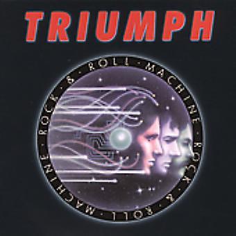 Triumph - Rock N Roll Machine [CD] USA import