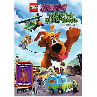Lego Scooby: Haunted Hollywood [DVD] USA import