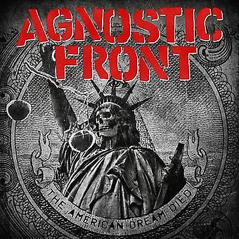 Agnostic Front - American Dream Died [CD] USA import