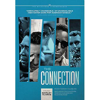 Connection [BLU-RAY] USA import