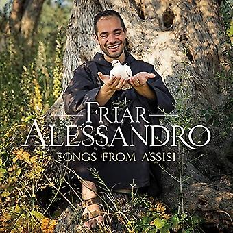 Friar Alessandro - Songs From Assisi [CD] USA import