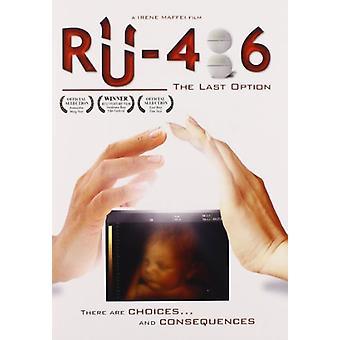 Ru-485: The Last Option [DVD] USA import